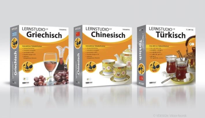 Verpackungsdesign | Lernstudio | Jourist Verlag