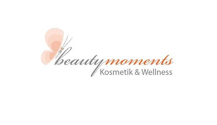 Logogestaltung | Visitenkarten | Beauty Moments
