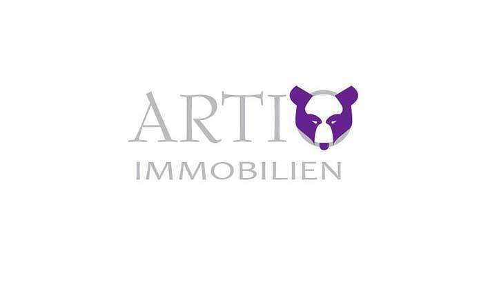 Logogestaltung | Visitenkarten | Artio Immobilien