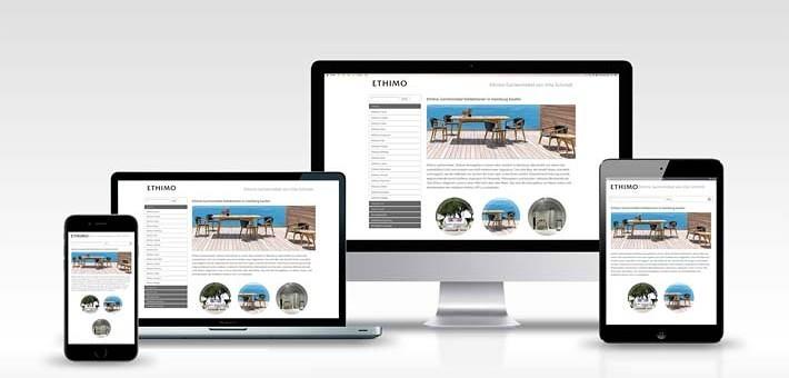Webdesigner Hamburg, CMS Webseiten Erstellung
