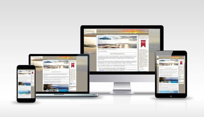 Webdesign | CMS Webseite Gestaltung | Glatz