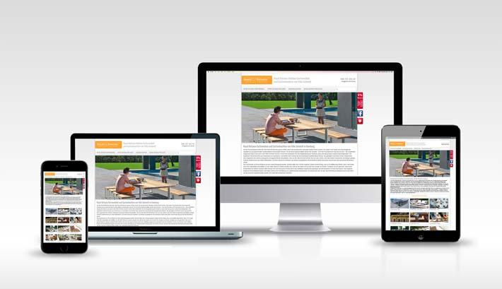 Webdesign | CMS Webseite Gestaltung | Royal Botania